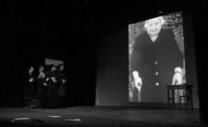 Roberto Giordano wystawia na scenie bohaterstwo Ireny Sendler