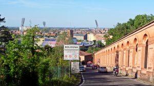 Bolonia pieszo: Sanktuarium Madonny św. Łukasza