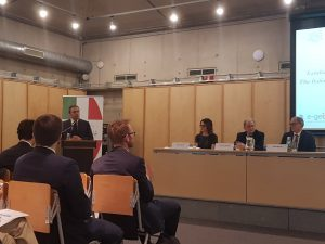 A Varsavia celebrata la 1° Giornata della ricerca italiana nel mondo