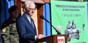 Polonia Oggi: Czaputowicz contrario ai limiti nel bilancio UE per chi non rispetta lo stato di diritto