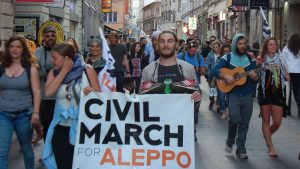 "Polonia Oggi: ""Civil March for Aleppo"" candidata al Nobel per la pace"
