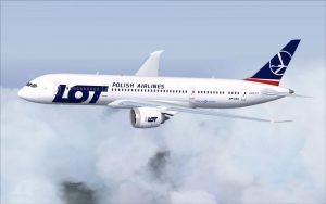 Polonia Oggi: LOT lancia nuovi voli verso Torino