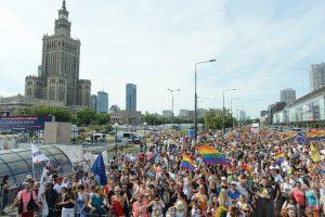 Grande successo e nessun intoppo per la Parata dell'Uguaglianza
