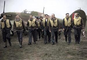 Polonia Oggi: In arrivo due film sul 303° squadrone polacco della RAF