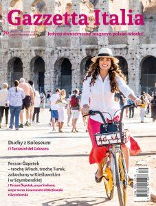 GAZZETTA ITALIA 70 (agosto-settembre 2018)