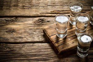 La vodka, bevanda nazionale polacca
