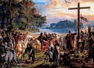 Il Battesimo della Polonia diventa festa nazionale, cadrà il 14 aprile
