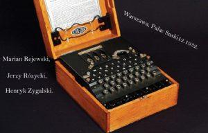 La macchina Enigma andrà in mostra al Museo di Storia Polacca