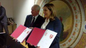 Umbria e Varmia-Masuria firmano un protocollo d'intesa