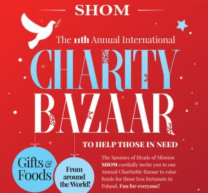 Polonia Oggi: 11° International Charity Bazaar a Varsavia