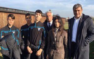 Polonia Oggi: Lazio in visita ad Auschwitz con il sindaco di Roma Virginia Raggi