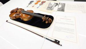 Polonia Oggi: In mostra a Varsavia il primo Stradivari in Polonia dal dopoguerra