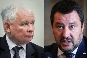 Salvini cerca alleati a Varsavia