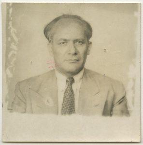 "Rafał Lemkin, che coniò la parola ""genocidio"""