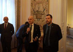 Salvini a Varsavia per incontrare Kaczyński, mentre Di Maio parla con Kukiz