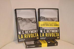 """""""La rivolta"""" di W.S. Reymont per la prima volta nelle librerie italiane"""