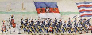 """Il """"rotolo di Stoccolma"""" in mostra al Castello Reale di Varsavia"""