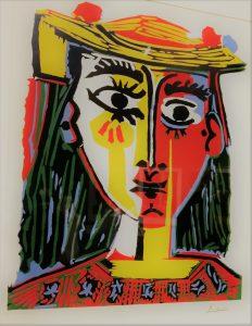 Pablo Picasso al Museo Nazionale