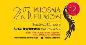 Włoskie filmy na 25. jubileuszowej edycji festiwalu WIOSNA FILMÓW