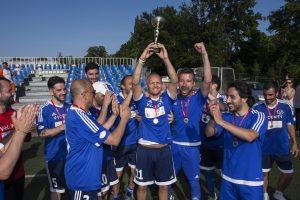 Vicenti Cracovia campione alla settima edizione del Torneo di Calcetto Italiani in Polonia