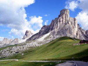 Dolomity – motocyklowy raj