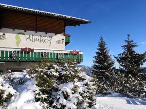 Hotel Almhof, polska przystań w samym sercu Dolomitów