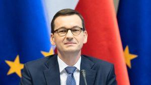 La risposta di Morawiecki alle affermazioni revisionistiche di Putin