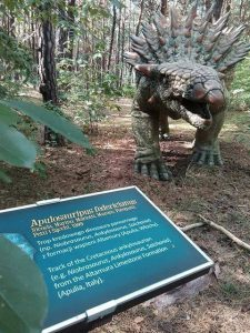 Un dinosauro altamurano in Polonia