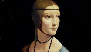 Rzecz o tym, jak Leonardo zatrzymał w malarstwie czas