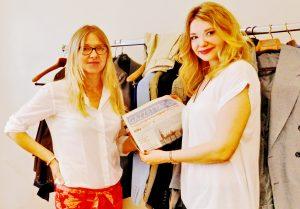 Bożena Kuspit: il volto polacco della sartoria alta moda made in Italy