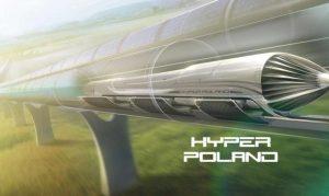 I polacchi vogliono progettare un Hyperloop, mezzo di trasporto rivoluzionario