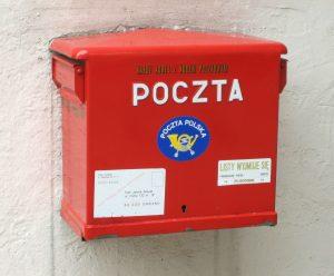 Poste polacche: niente spedizioni dei pacchi internazionali