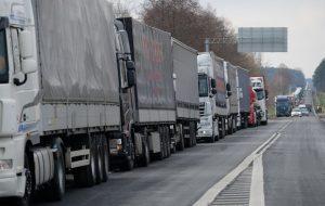 40 chilometri di code alla frontiera polacco-tedesca