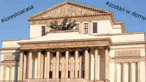 Campagna #iorestoacasa: musei, gallerie d'arte e teatri accessibili online