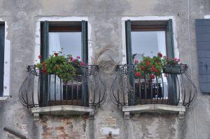 Il balcone italiano