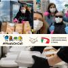 In Polonia ristoranti e aziende donano oltre 44.353 pasti al personale sanitario impegnato nella lotta al COVID-19.